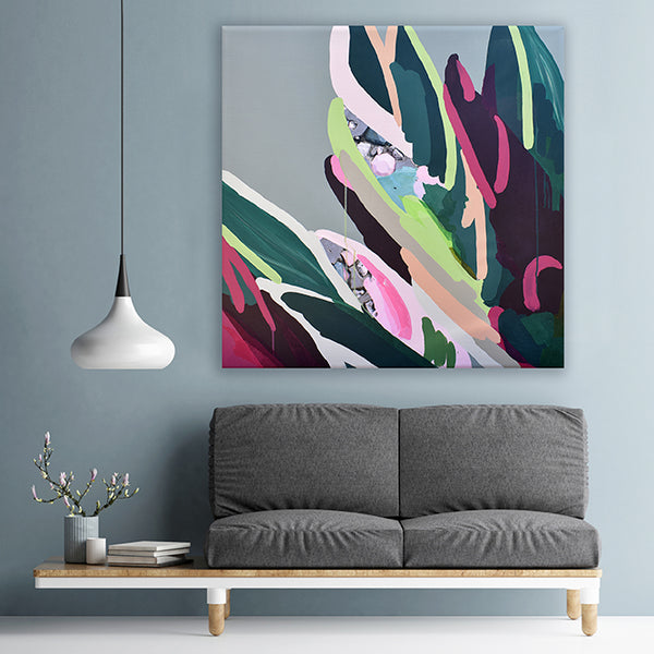 Urban Botanical 1 - Original Art