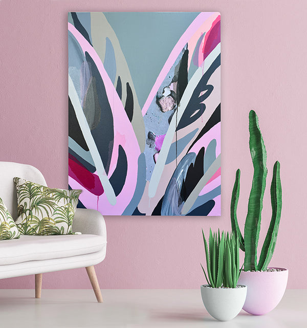 Urban Foliage 2 - Original Art