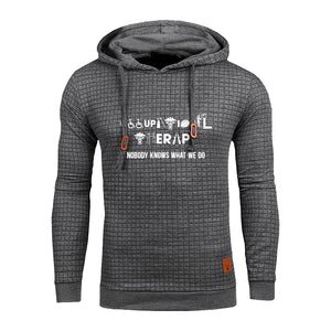 "Harald™ - ""Occupational Therapy - Nobody Knows What We Do"" Hoodie For Him"