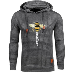 Bee Creative - Hoodie For Him Just Superb Free Shipping