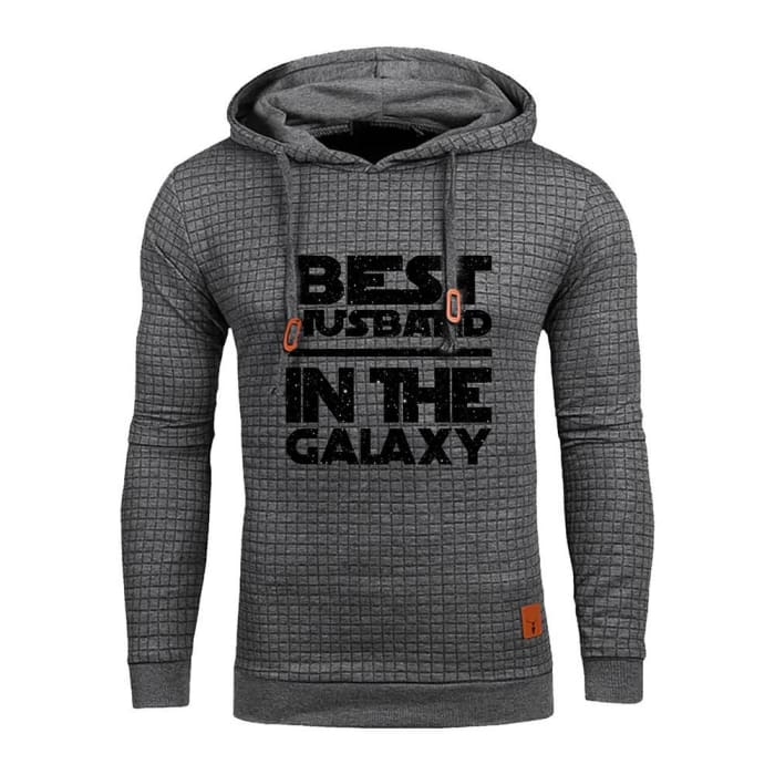 Boobear - Best Husband In The Galaxy Hoodie For Him Just Superb Free Shipping