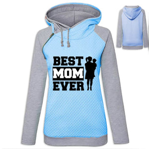 Carol - Best Mom Ever Hoodie Hoodie Just Superb Free Shipping