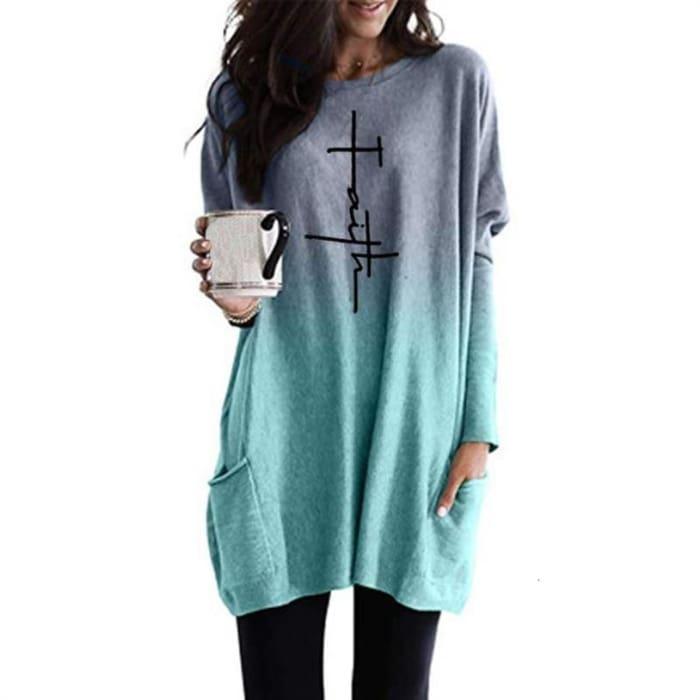 Fayana - Faith Sweater Dresses Just Superb Free Shipping