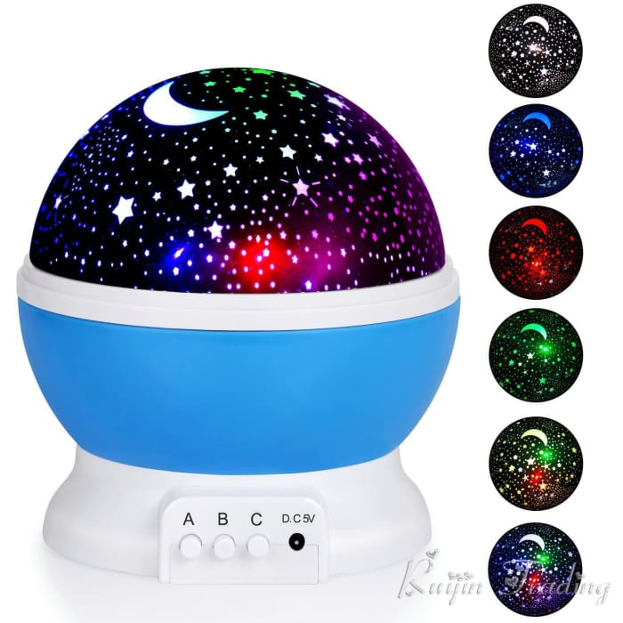 Float - Calming Baby Night Sky Lamp Just Superb Free Shipping