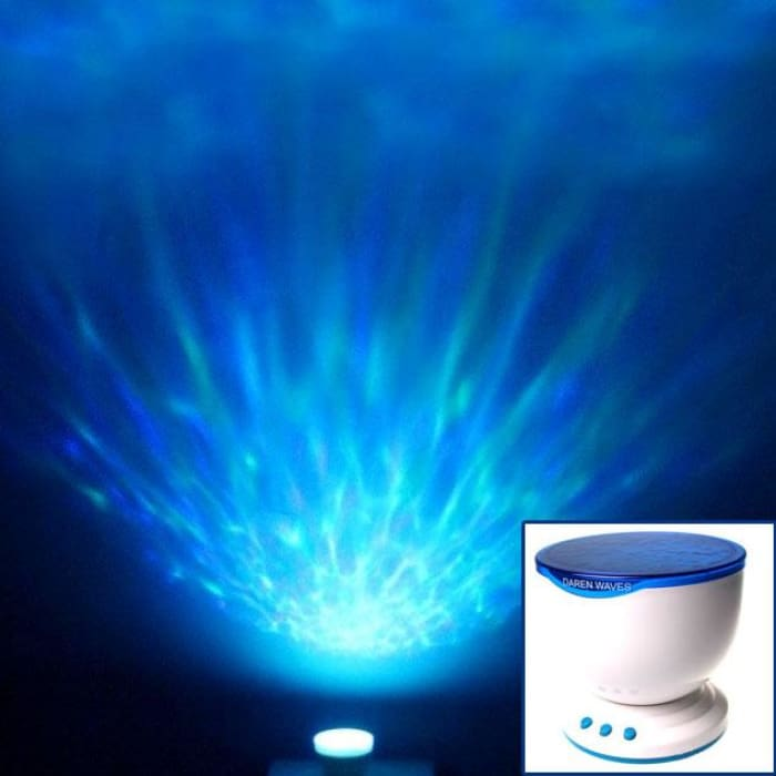 Flow - Ocean Wave Projector Just Superb Free Shipping