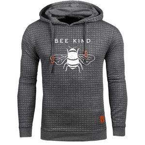 Kedrick - Bee Kind Hoodie For Him Just Superb Free Shipping