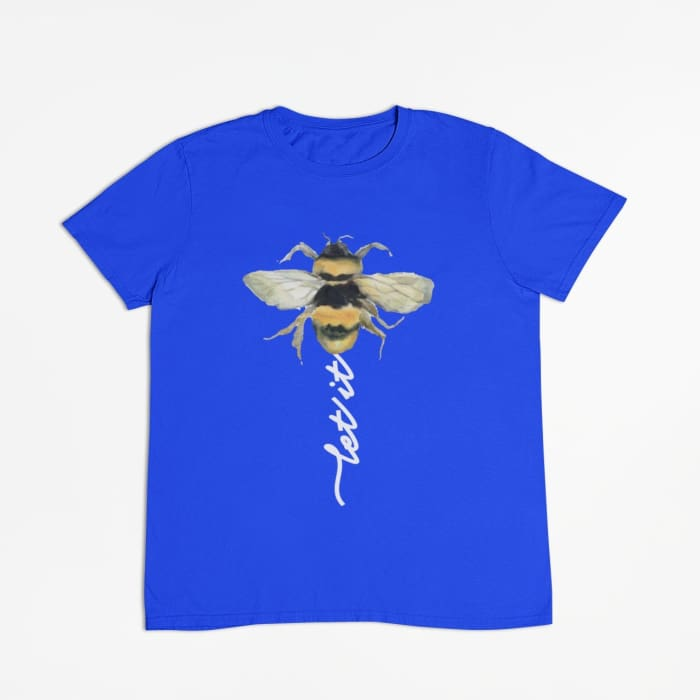Kenneth - Let It Bee T-Shirt Just Superb Free Shipping