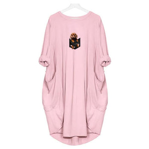 LilBear - Dress For Her Pink / S (4-6 US) (8 UK) Just Superb Free Shipping