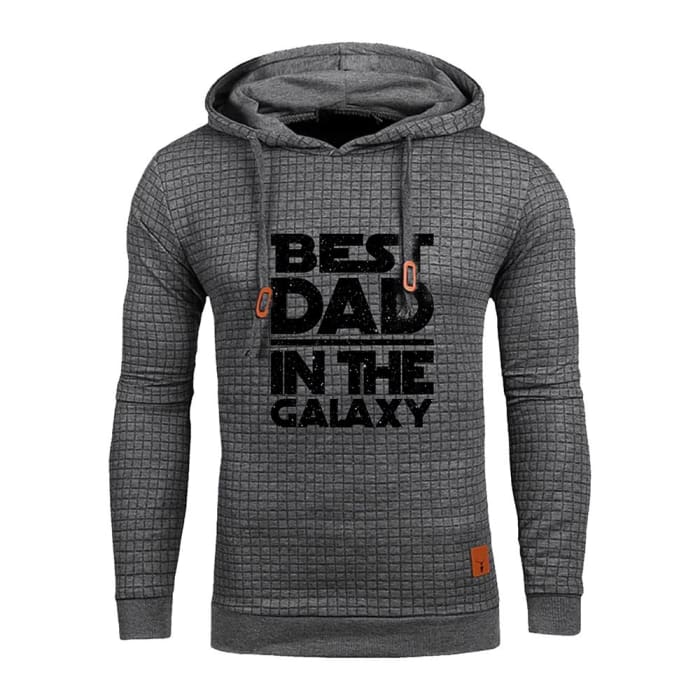 Pater - Best Dad In The Galaxy Hoodie For Him Just Superb Free Shipping