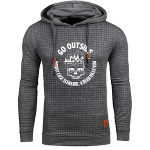 Roscoe - Go Outside Hoodie For Him Just Superb Free Shipping