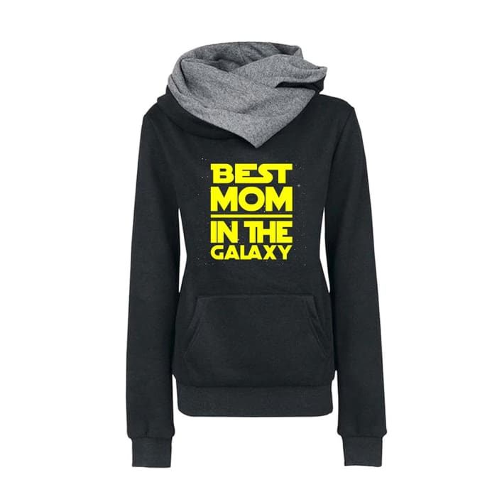 Shajara - Best Mom In The Galaxy Hoodie For Her Just Superb Free Shipping