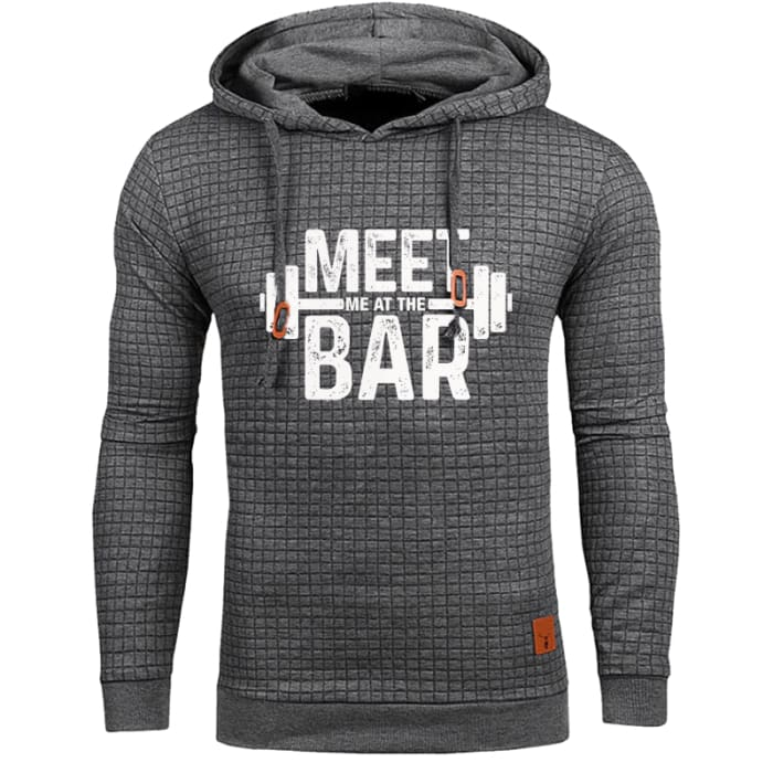 Treavor - Meet Me At The Bar Hoodie Hoodie Just Superb Free Shipping