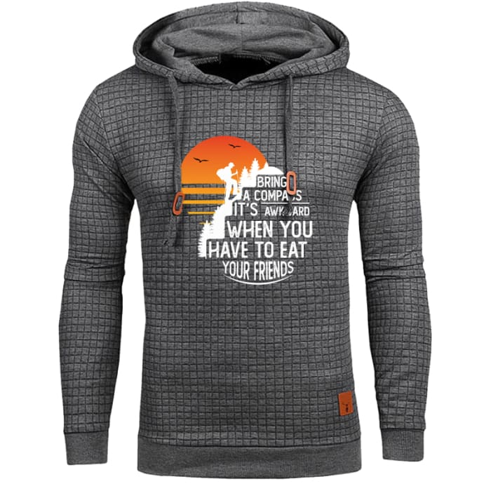 Woodard - Bring A Compass... Hoodie For Him Just Superb Free Shipping
