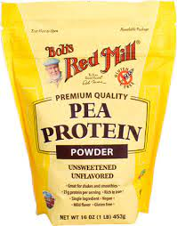 Bobs Red Mill Pea Protein Singapore