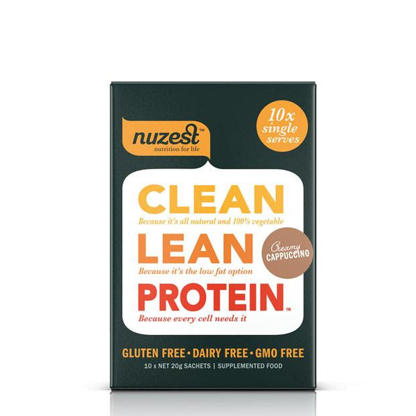 Nuzest Clean Lean Protein - Box
