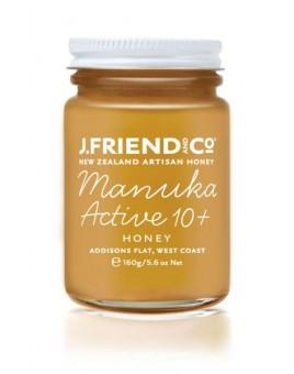 JFriend New Zealand Honey - Manuka Active 10+