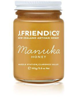 JFriend New Zealand Honey - Manuka Honey