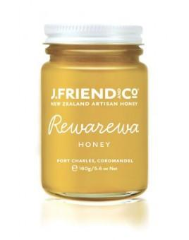 JFriend New Zealand Honey - Rewarewa Honey
