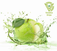 Glow-Bulk<br>(Green Apple)-Voodoo Drips Wholesale-Voodoo Drips Wholesale