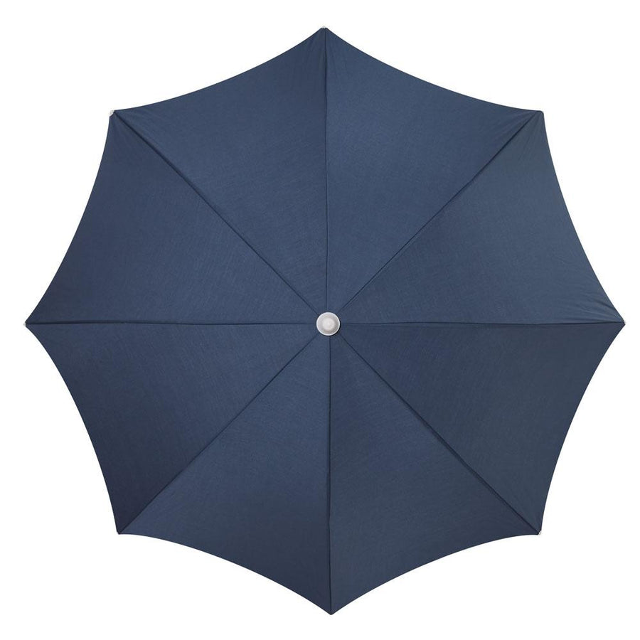 The Holiday Beach Umbrella - ATLANTIC BLUE