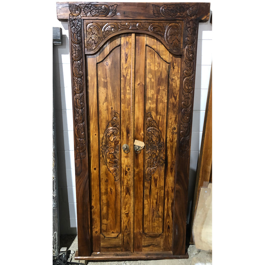 Timber Bali Door #041