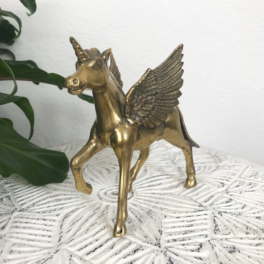 Brass Unicorn