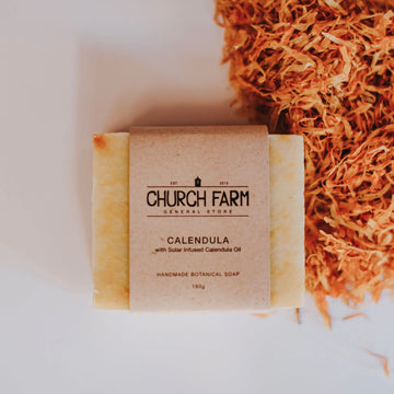 Church Farm Organic Natural Soap