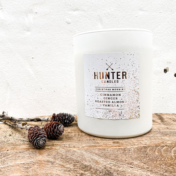 Christmas Hunter Soy Wax Candles 300g