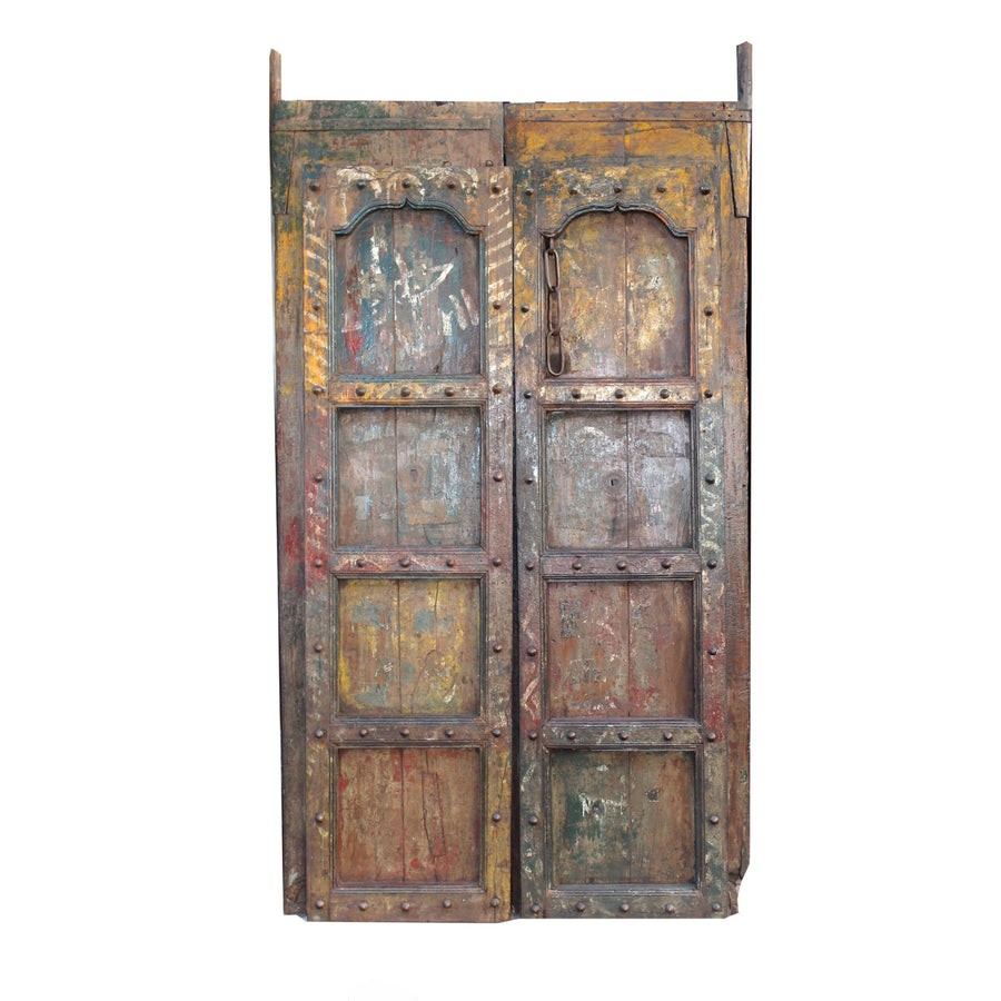 Dechu Indian Timber Door