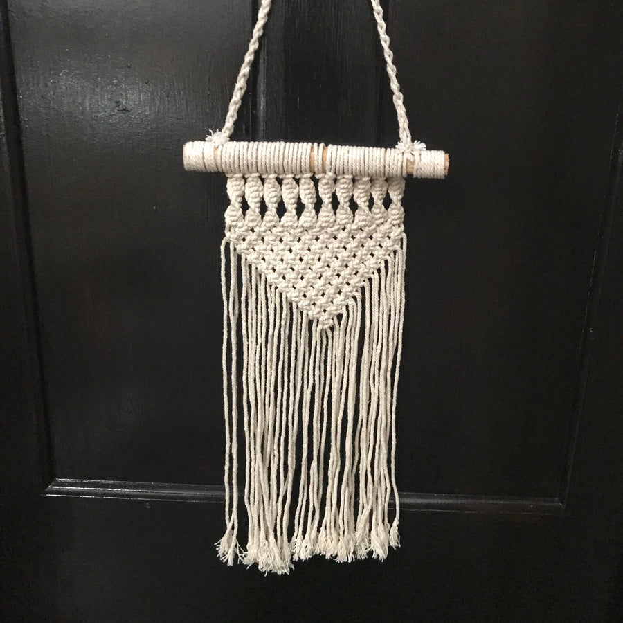 Design C Macrame Wall Hanging Art Handmade
