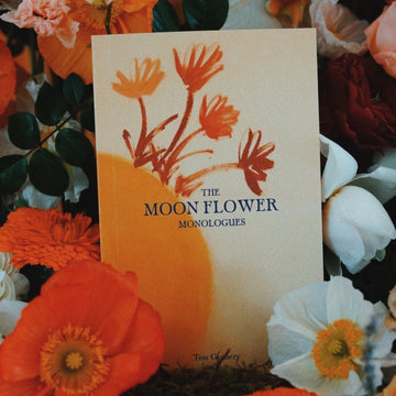 Tess Guinery The Moonflower Monologues Apricot Memoirs