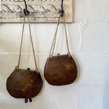 Indian Wooden Hanging Bells