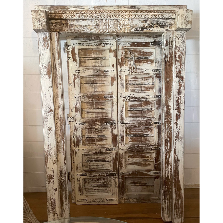 Lambi Framed Indian Timber Door