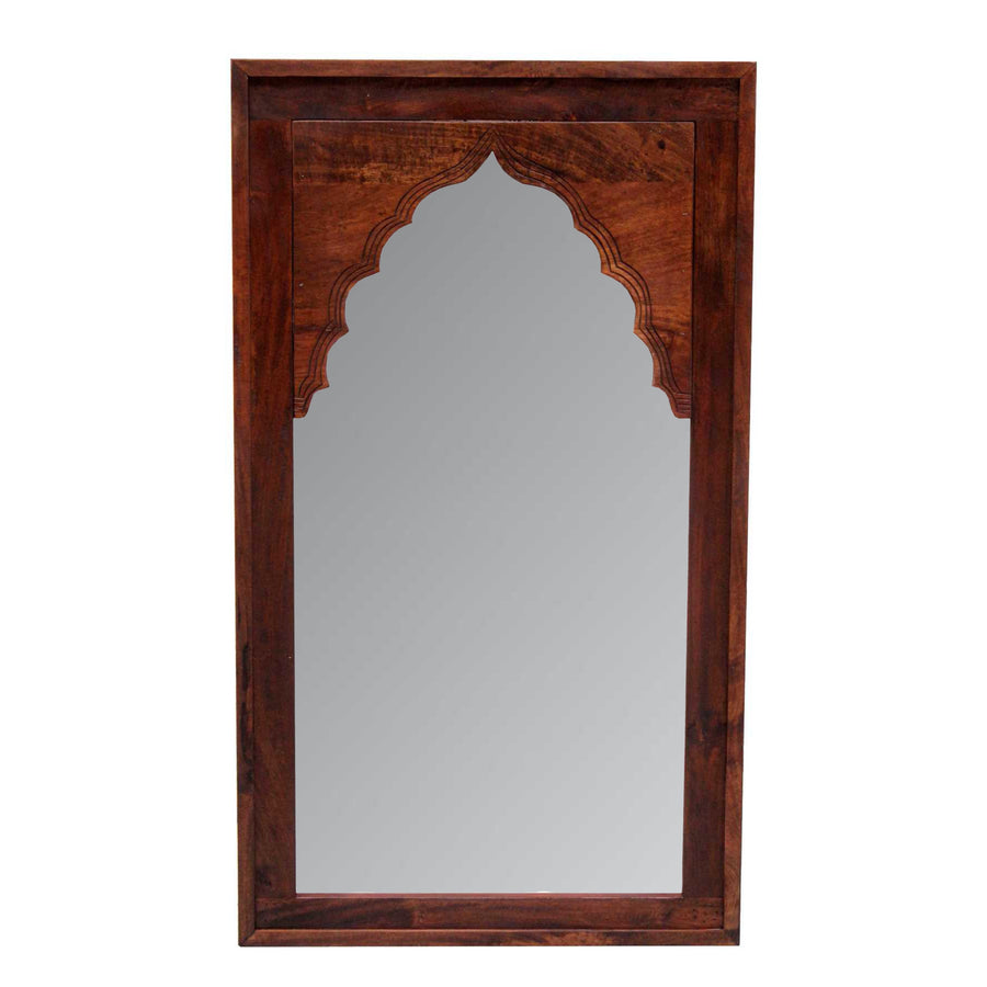 Natural Indian Mehrab Mirror | 800x1400mm