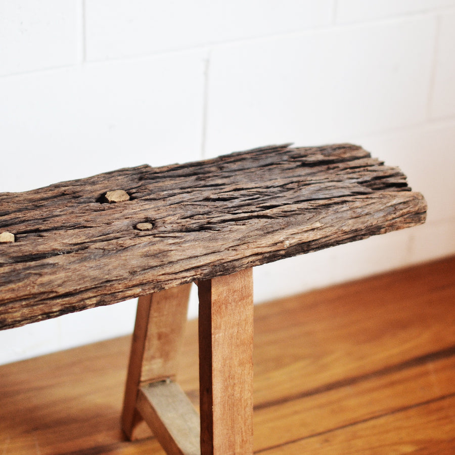 Railway Sleeper Bench Seat 1000mm