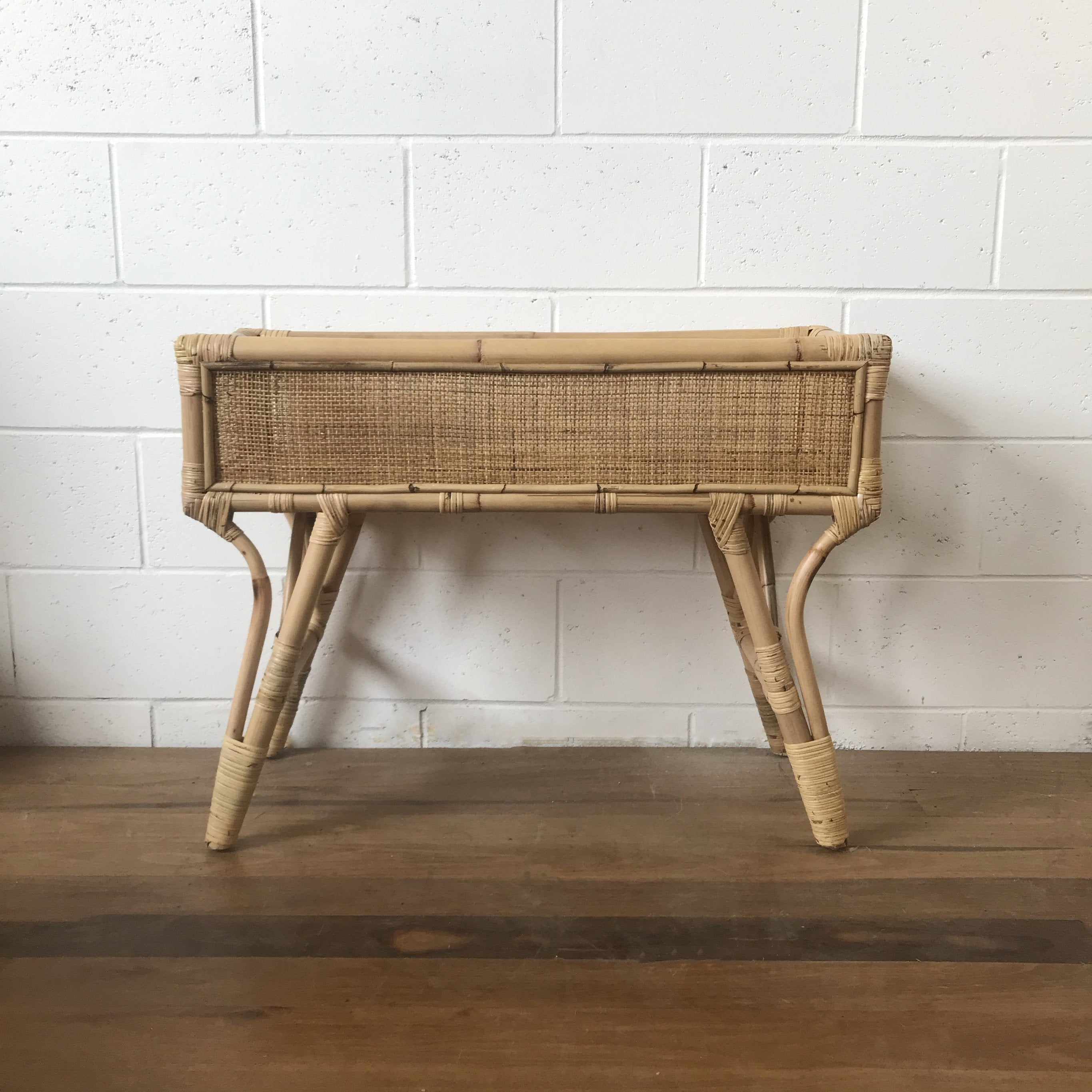 Rattan Plant Stand Paradise Living Co