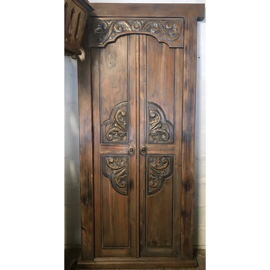 Timber Teak Bali Door