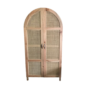 Oval Hutch Hello Trader Wardrobe
