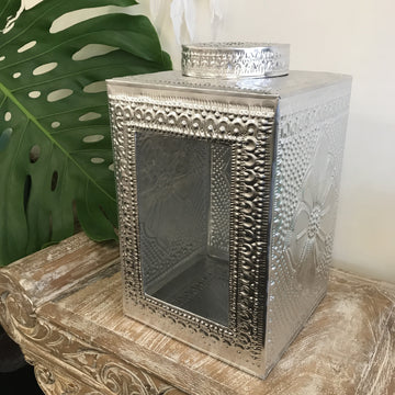 Aluminium Lantern  | Small & Large