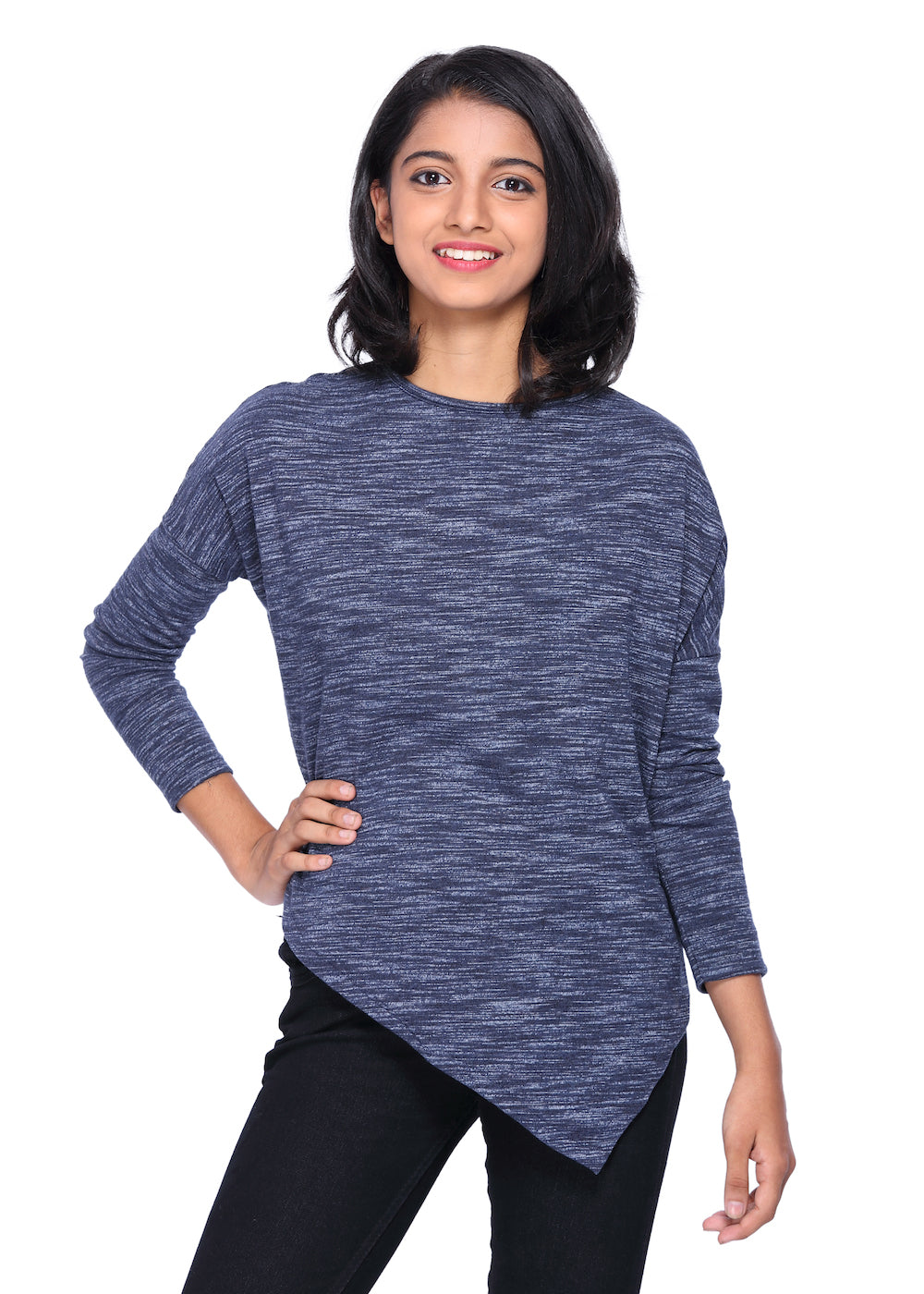 Blue Top for teenage girls