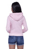 Pink hoodie for women