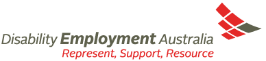 Disability Employment Australia Logo