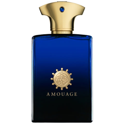 Amouage - Interlude for man fragrance samples