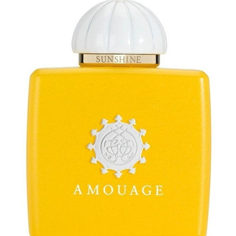 Amouage - Sunshine for woman fragrance samples