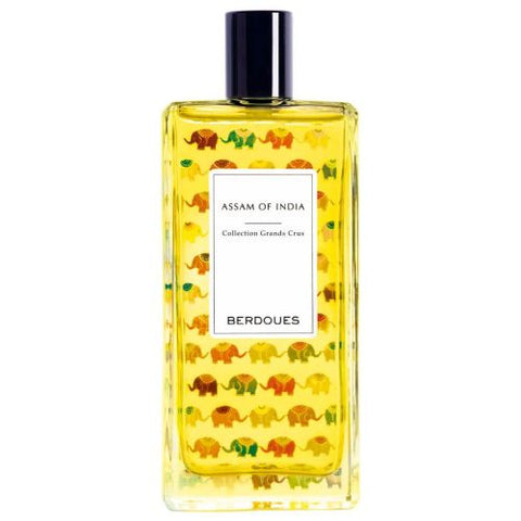 Berdoues - Assam of India fragrance samples