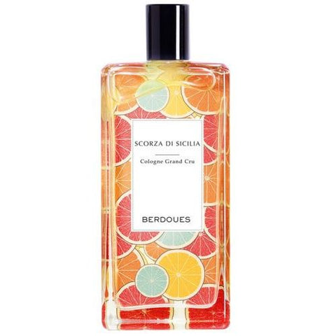 Berdoues - Scorza di Sicilia fragrance samples
