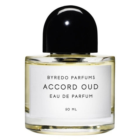 Byredo - Accord Oud fragrance samples