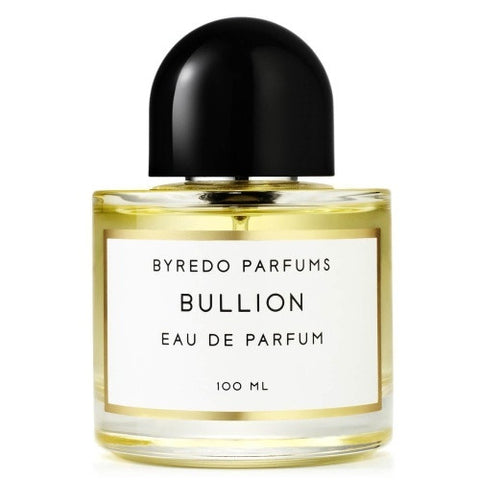Byredo - Bullion fragrance samples