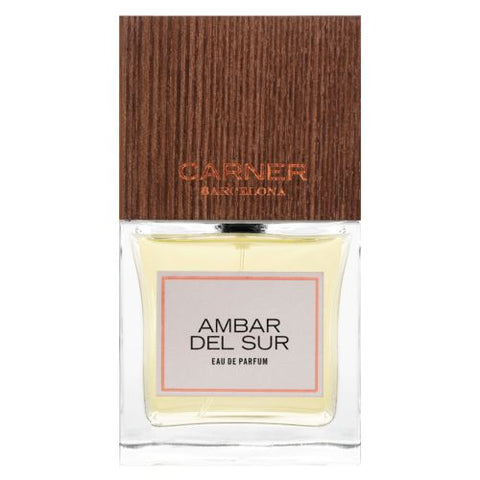 Carner Barcelona - Ambar del Sur fragrance samples