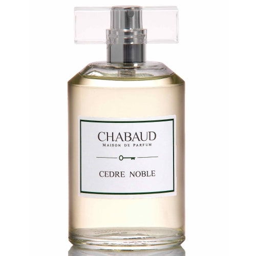 Chabaud - Cedre Noble fragrance samples